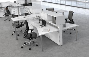 e5 Series Moden Collaborative Office Furniture from Mayline Furniture