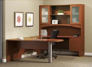 "Peninsula ""U"" Desk"