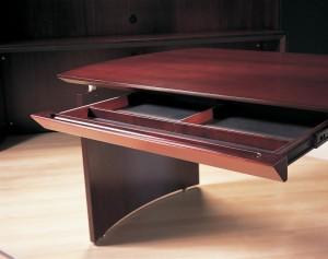 Desk Drawer Detail