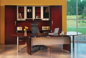 Naploi Collection Executive Office Suite