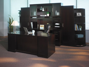 Sorrento Series Contemporary Office Furniture