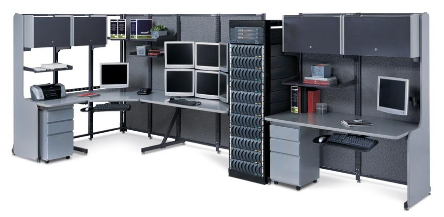 Technology Furniture Matrix Series
