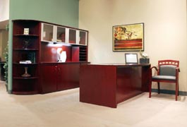 Corsica Modern Office Furniture By Mayline Furniture