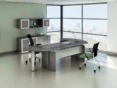 Madina Series Laminate Modern Office Furnishings from Mayline