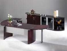 Napoli Series Modern Office Furnishings by Mayline Furniture