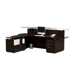 sterling series reception desk