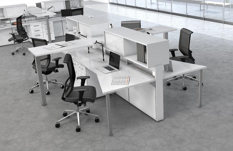 E5 Series Moden Collaborative Office Furniture From Mayline
