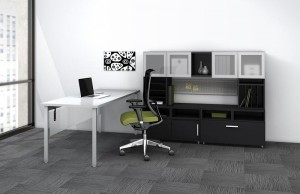 Office Suite White Raven