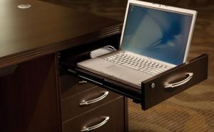 Laptop Drawer Detail