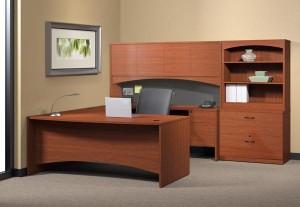 """""""U"""" Desk Suite"""
