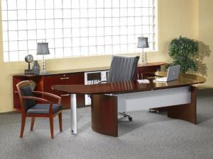 """""""L"""" Desk Suite"""