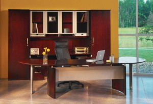 Naploi Collection Executive Office Suite