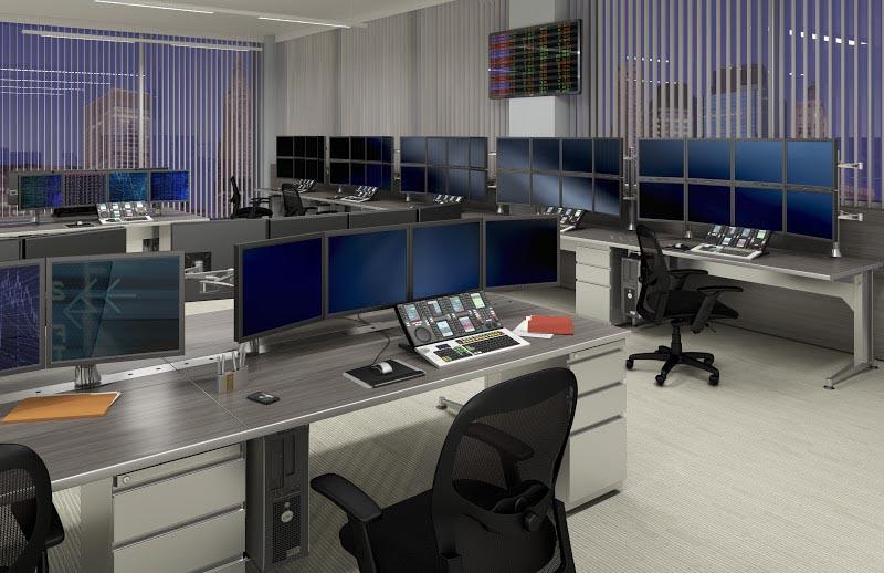 Transaction Tech-Intesive Workstation