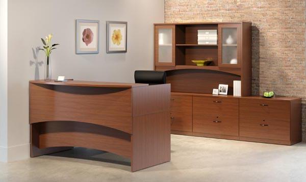 Brighton Series Mayline Office Furniture