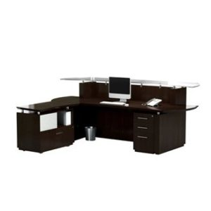 sterling series reception desk