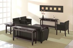 sterling collection reception room furniture and tables