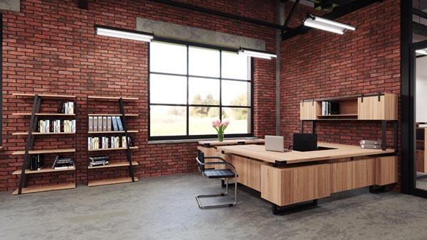 "Mirella ""U"" Desk Office Suite"